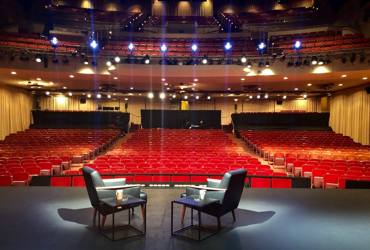David Letterman My Next Guest Needs No Introduction Lighting Design
